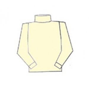 Hocosa, Жіночий гольф з шелко-вовни (30% шовк, 70% органічна мериносова шерсть), Колір: Кольоровий