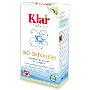 KLAR, КЛАР Био-средство для удаления накипи Bio-Entkalker Klar, 280 гр