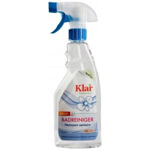 KLAR, КЛАР Органическое чистящее средство для ванной BadReiniger Klar, 500 мл