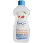 KLAR, Клара Органічна рідина для видалення накипу Zitronensaeure-Kalkloser Klar, 500 мл