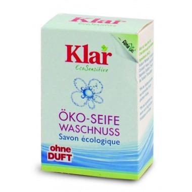 KLAR, КЛАР Органическое мыло мыльный орех Oeko-Seife-Waschnuss Klar, 100 гр