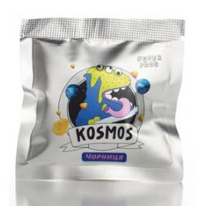 KOSMOS, Натуральная конфета ЧЕРНИКА, 20г
