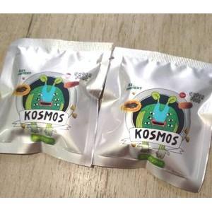 KOSMOS, Натуральная конфета ЯБЛОКО, 20г