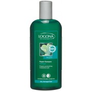 Logona, БІО-Шампунь відновлюючий для сухих і пошкоджених волосся Гінкго білоба, 250 мл