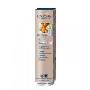 Logona, БИО-Крем для кожи вокруг глаз против морщин, 15 мл