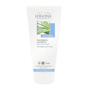 Logona, БИО-Кондиционер Увлажнение и Защита для сухих волос с Алоэ Вера, 200 мл