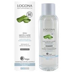 Logona, БИО-Вода мицеллярная для глубокого очищения, 125мл