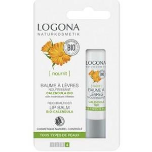 Logona, БИО-Бальзам для губ питательный, 4,5г