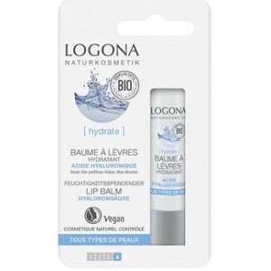 Logona, БИО-Бальзам для губ увлажняющий, 4,5г