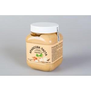 MANTECA, Натуральная арахисовая паста с белым шоколадом, 460г