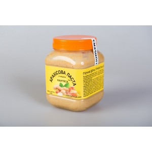 MANTECA, Натуральная арахисовая паста с медом, 460г