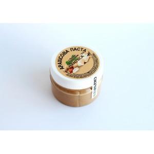 MANTECA, Натуральная арахисовая паста с белым шоколадом, 100г
