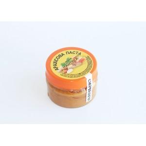 MANTECA, Натуральная арахисовая паста с медом, 100г