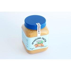 MANTECA, Натуральная арахисовая паста-кранч соленая, 460г