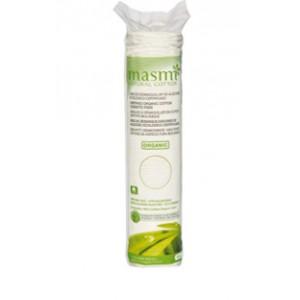 MASMI, Органические  ватные диски, 100% био-хлопок, 80 шт.