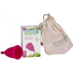 MASMI, Менструальная чаша Размер S, 1шт