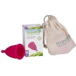 MASMI, Менструальная чаша Размер М, 1шт