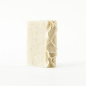 MIXTURA, 100% Натуральное мыло холодной варки КЕМБРИЙСКАЯ ГЛИНА И ЛАВАНДА, 115г