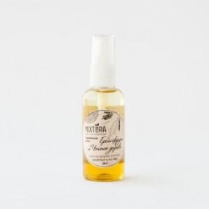 MIXTURA, 100% Натуральне гидрофильное масло для жирного типу шкіри обличчя ГРЕЙПФРУТ і чайного дерева, 50мл
