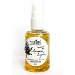 MIXTURA, 100% Натуральное гидрофильное масло для жирного типа кожи лица АПЕЛЬСИН+БОРАГО, 50мл