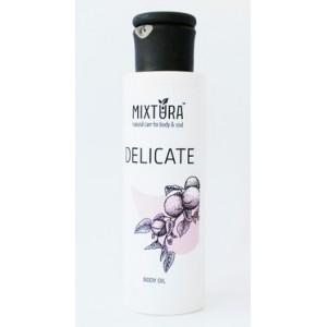 MIXTURA, 100% Натуральное масло для тела DELICATE, 100мл