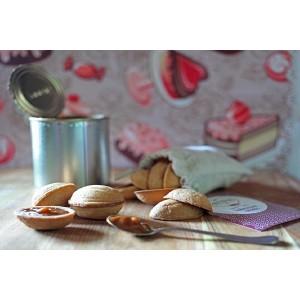 MerciPan, Натуральное печенье КРЕПКИЙ ОРЕШЕК, 250гр