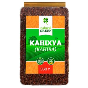 NATURAL GREEN, Каніхуа (Канів), 350 г