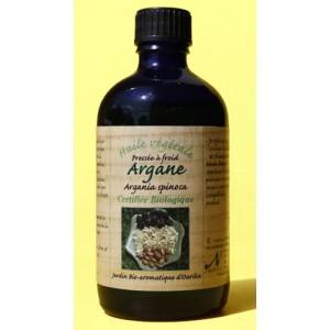 Nectarome Арганова олія (олія арганії) холодного пресування (косметичний і дієтологічне застосування) органічне / Huile vegetale Argane pressee a froid Certifiee Biologique, 100 мл