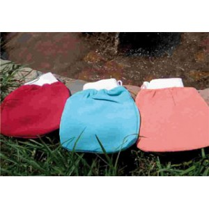 Nectarome, Кисса - рукавичка для скрабирования тела (для хаммама, бани, сауны), 1 шт