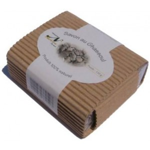Nectarome Мило на основі гассула для обличчя і тіла / Savon au Ghassoul, 120 гр