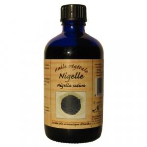 Nectarome Масло нигелла (калінджі, чорного кмину) холодного пресування (косметичний і дієтологічне застосування) / Huile vegetale Nigelle (Nigella sativa), 100 мл