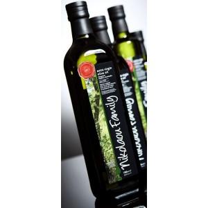 Nikolaou Family, Оливковое масло экстра вирджин, 750мл