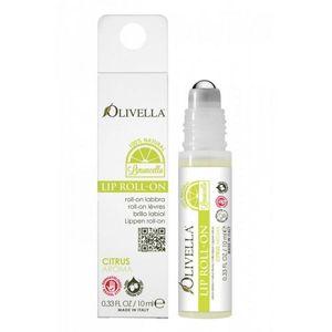 OLIVELLA, Бальзам-ролик для губ Лімончелло на основі оливкового масла, 10 мл