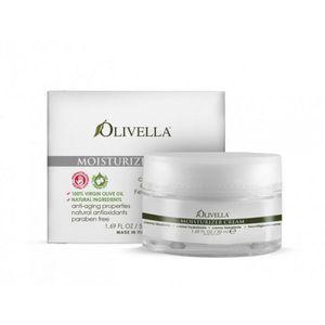 OLIVELLA, Крем для обличчя зволожуючий на основі оливкового масла, 50мл