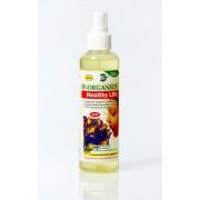 Organics Healthy Life, Засіб для захисту від інфекцій і усунення неприємних запахів, спрей, флакон, обсяг 200 мл