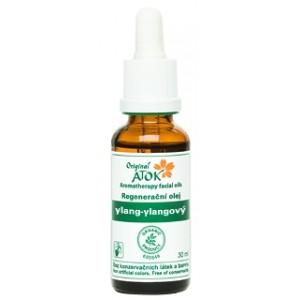 Original ATOK, Регенераційне масло для особи іланг-іланг, 30 мл