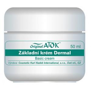 Original ATOK, Базовый крем Дермал, 50 мл