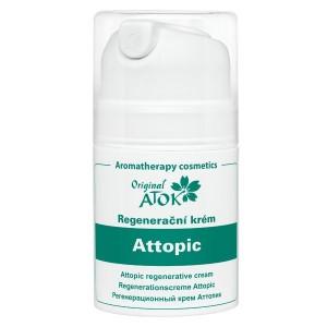 Original ATOK, Крем Аттопик при АТОПИЧЕСКОМ ДЕРМАТИТЕ, 50 мл