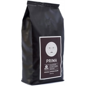 PARADISE, Натуральный кофе Эспрессо Прима ЗЕРНО (специальная смесь: 80% Арабика и 20% Рабуста), 1000 г
