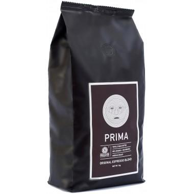 PARADISE, Натуральний кави Еспресо Прима ЗЕРНО (спеціальна суміш: 80% Арабіка і 20% Рабуста), 1000 г