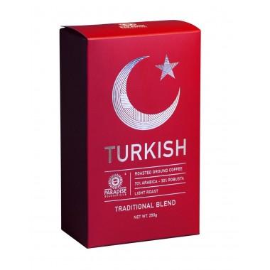 PARADISE, Натуральний мелений кави по-турецьки, 250 г