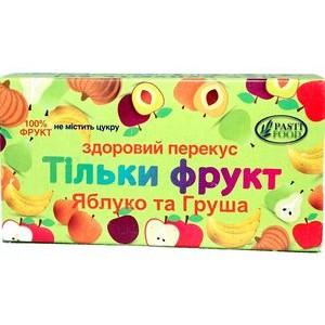 PASTIFOOD, Пастила без сахара ЯБЛОКО ГРУША, 50г