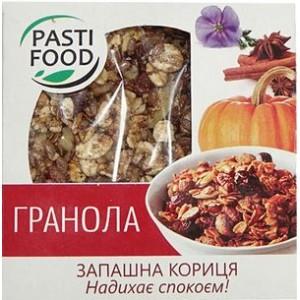 PASTIFOOD, Гранола-таблетка №2 АРОМАТНАЯ КОРИЦА, 40г