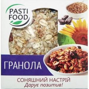PASTIFOOD, Гранола-таблетка №3 СОЛНЕЧНОЕ НАСТРОЕНИЕ, 40г