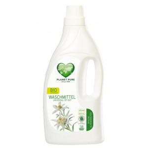 PLANET PURE, Органическое жидкое средство для стирки универсальное Горные травы, 1.55л (38 циклов стирки)