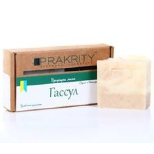 PRAKRITY, Натуральное мыло холодной варки ГАССУЛ, 75г