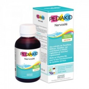 Pediakid, PEDIAKID cироп ДЛЯ ЗНЯТТЯ підвищена збудливість і нервозність / NERVOSITE SIROP 125 мл