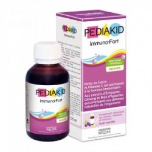 Pediakid, СИРОП імунно-зміцнюється / IMMUNO-FORT SIROP 125 мл