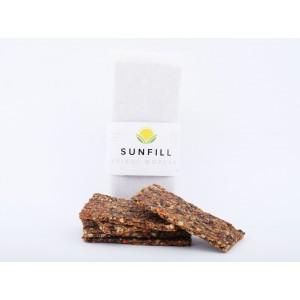SUNFILL, 100% натуральные хлебцы МОРСКИЕ, 100 г