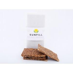 SUNFILL, 100% натуральные хлебцы ОВОЩНЫЕ, 100 г